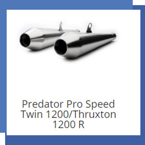 Predator Pro Speed Twin 1200/Thruxton 1200 R