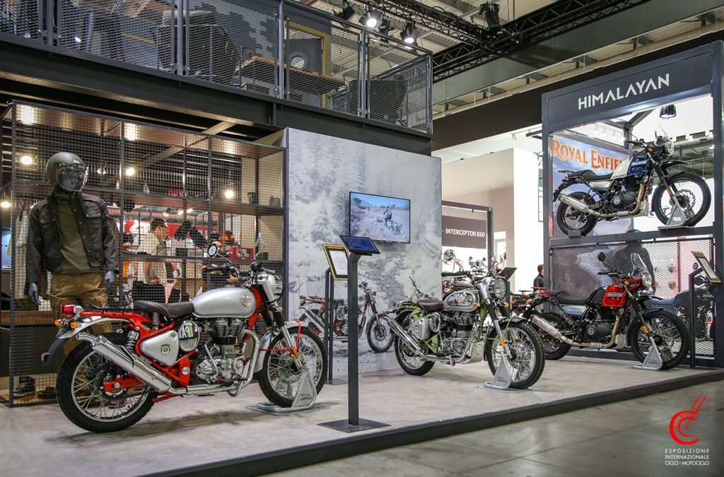 Royal Enfield a EICMA 2019