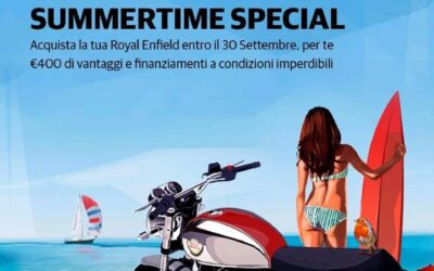 Royal Enfield Summertime Special